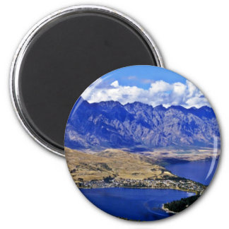 Queenstown, South Island Magnet