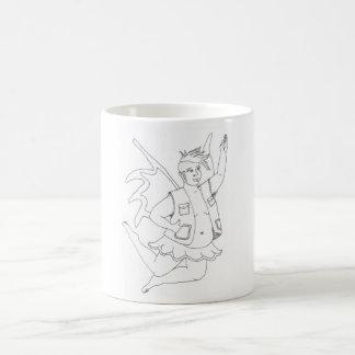 (queer) fairy mug
