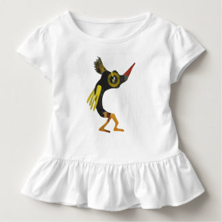 QuElo  the space friend Toddler T-shirt