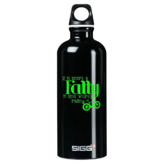 Quench your thirst! water bottle