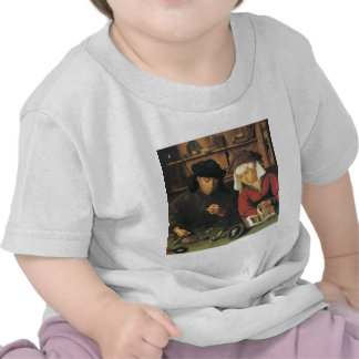Quentin Matsys The Moneylender and his Wife Tee Shirt