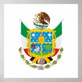 Queretaro, Mexico Poster