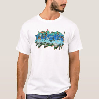 QUES GRAFFITI T-Shirt