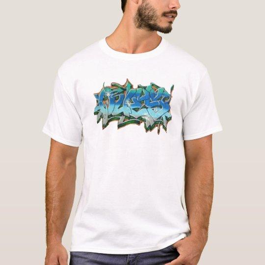 QUES GRAFFITI T-Shirt