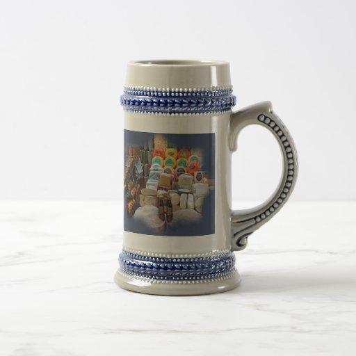 Queso y Nueces Mugs