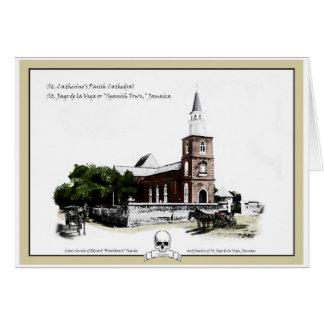 Quest for Blackbeard - Thache Family Church Greet Card