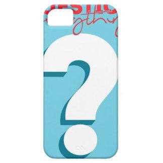 question iPhone 5 case