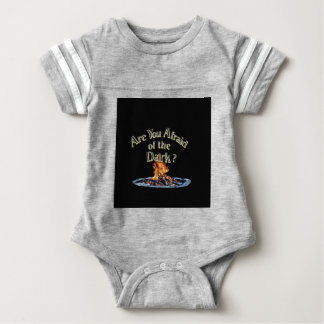 Question is Are You Afraid of the Dark Baby Bodysuit