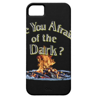 Question is Are You Afraid of the Dark Case For The iPhone 5