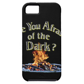 Question is Are You Afraid of the Dark iPhone 5 Cover