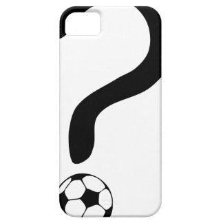 question mark3 iPhone 5 cover