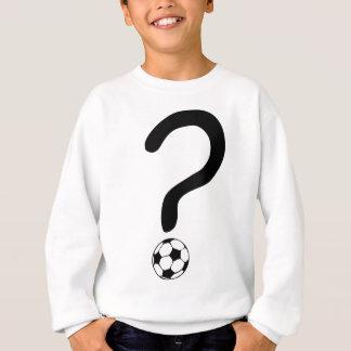 question mark3 sweatshirt