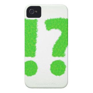 question mark iPhone 4 Case-Mate case
