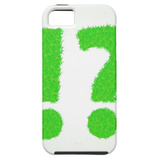 question mark iPhone 5 case