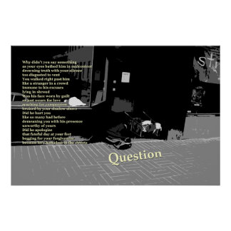 Question Poster