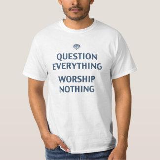 Question tout t-shirt
