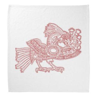 Quetzal Bird Bandana
