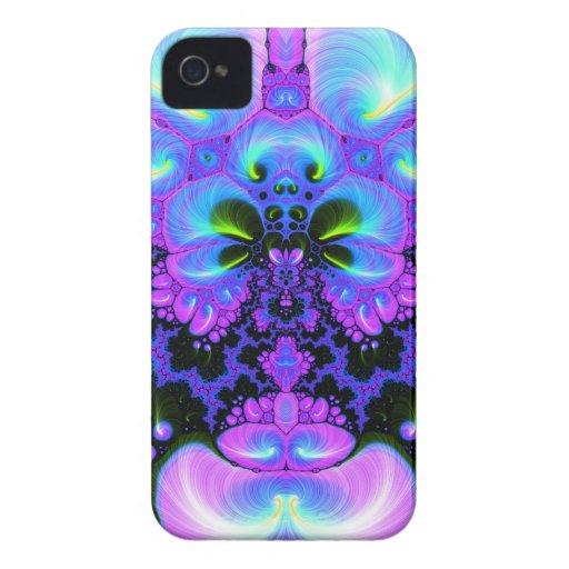 Quetzalcoatl Blossom V 1 iPhone 4 Case-Mate Case