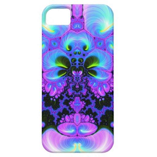 Quetzalcoatl Blossom V 1 iPhone 5 Case