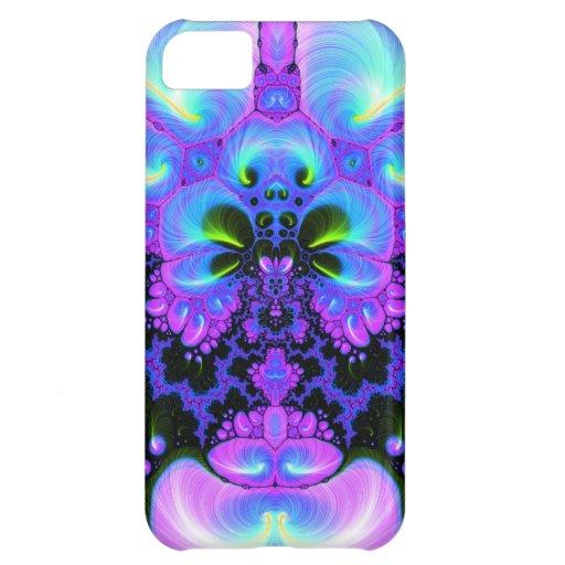 Quetzalcoatl Blossom V 1 iPhone 5C Case