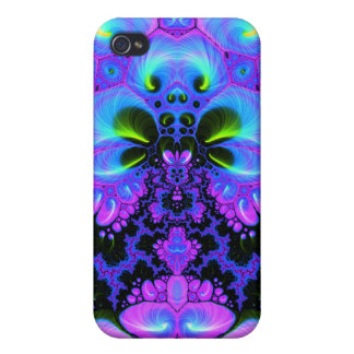 Quetzalcoatl Blossom V 1 Savvy iPhone 4 Case