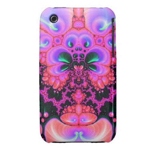 Quetzalcoatl Blossom V 2 iPhone 3 Case