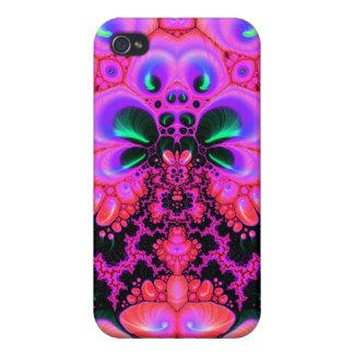Quetzalcoatl Blossom V 2 Savvy iPhone 4 Case