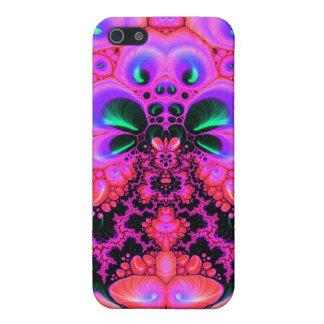 Quetzalcoatl Blossom V 2  Savvy iPhone 5 Case