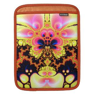 Quetzalcoatl Blossom V 3  iPad Sleeve