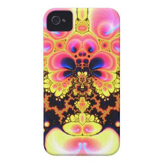 Quetzalcoatl Blossom V 3 iPhone 4 Case
