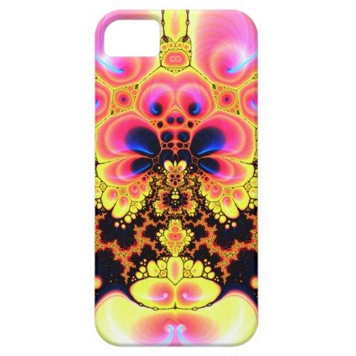 Quetzalcoatl Blossom V 3 iPhone 5 Case