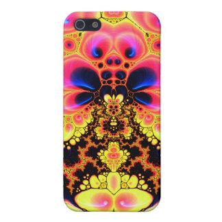 Quetzalcoatl Blossom V 3 Savvy iPhone 5/5S Case