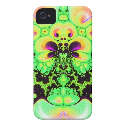 Quetzalcoatl Blossom V 4  Blackberry Bold Case