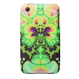 Quetzalcoatl Blossom V 4 iPhone 3 Case