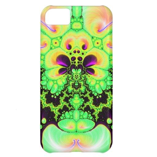 Quetzalcoatl Blossom V 4 iPhone 5C Case