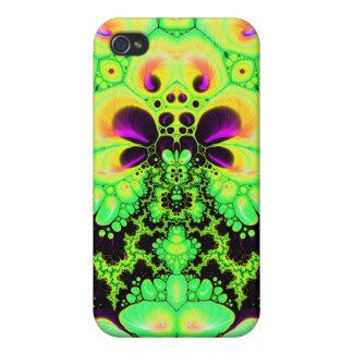 Quetzalcoatl Blossom V 4 Savvy iPhone 4 Case