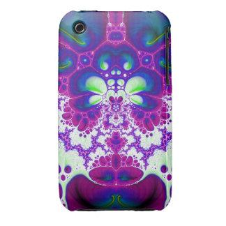 Quetzalcoatl Blossom V 5 iPhone 3 Case