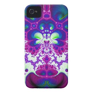 Quetzalcoatl Blossom V 5 iPhone 4 Case