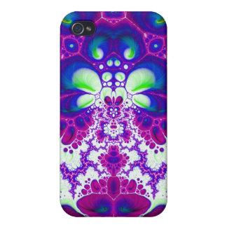 Quetzalcoatl Blossom V 5  Savvy iPhone 4 Case