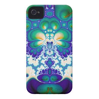 Quetzalcoatl Blossom V 6  Blackberry Bold Case
