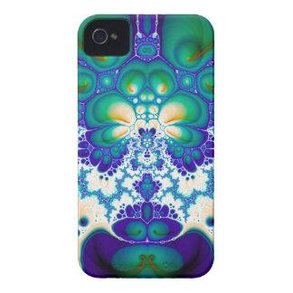 Quetzalcoatl Blossom V 6 iPhone 4 Case
