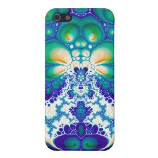 Quetzalcoatl Blossom V 6 Savvy iPhone 5 Case