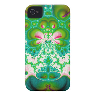 Quetzalcoatl Blossom V 7  Blackberry Bold Case