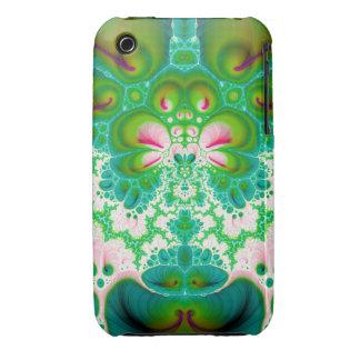 Quetzalcoatl Blossom V 7 iPhone 3 Case