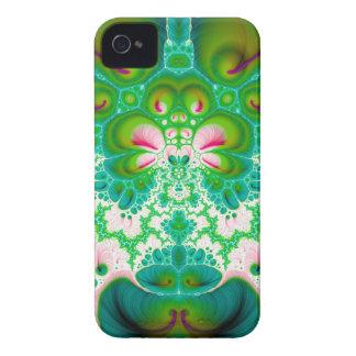 Quetzalcoatl Blossom V 7 iPhone 4 Case
