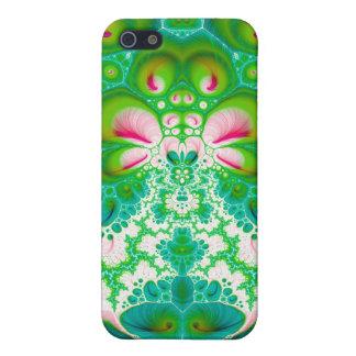 Quetzalcoatl Blossom V 7 Savvy iPhone 5 Case