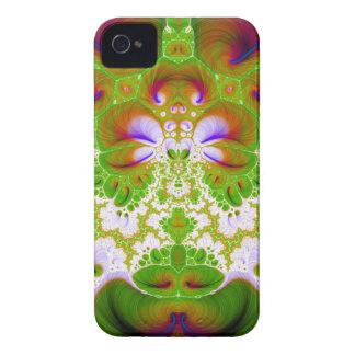 Quetzalcoatl Blossom V 8  Blackberry Bold Case