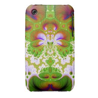 Quetzalcoatl Blossom V 8 iPhone 3 Case