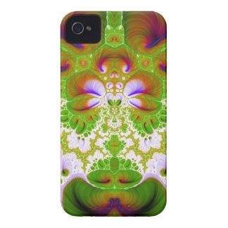 Quetzalcoatl Blossom V 8 iPhone 4 Case