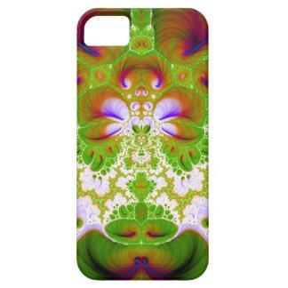 Quetzalcoatl Blossom V 8 iPhone 5 Case
